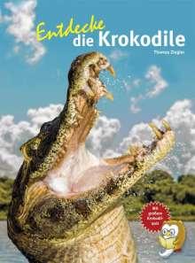 Thomas Ziegler: Entdecke die Krokodile, Buch