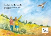 Klaus Ruge: Ein Fest für die Lerche, Buch