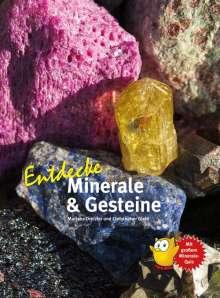 Marlene Dreizler: Entdecke Minerale und Gesteine, Buch