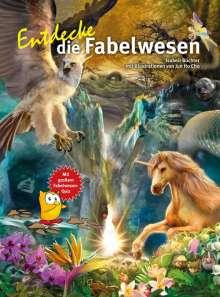 Isabell Büchter: Entdecke die Fabelwesen, Buch