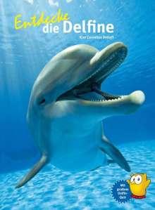Kim Cornelius Detloff: Entdecke die Delfine, Buch