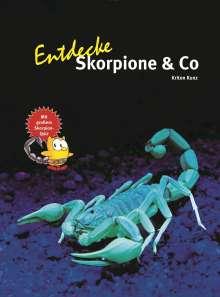 Kriton Kunz: Entdecke die Skorpione, Buch