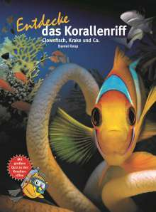 Daniel Knop: Entdecke das Korallenriff, Buch