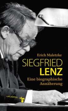 Erich Maletzke: Siegfried Lenz, Buch