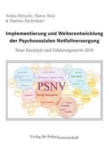 Implementierung und Weiterentwicklung der Psychosozialen Notfallversorgung, Buch