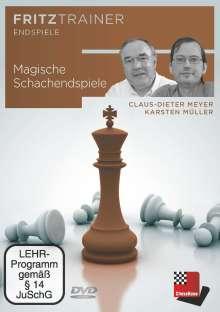 Karsten Müller: Magische Schachendspiele, DVD-ROM