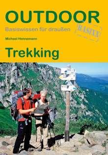 Michael Hennemann: Trekking, Buch