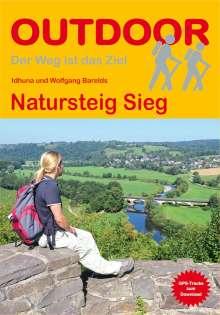 Idhuna Barelds: Natursteig Sieg, Buch