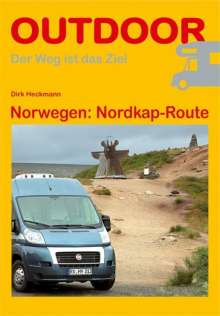 Dirk Heckmann: Norwegen: Nordkap-Route, Buch