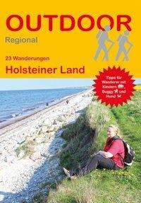Tonia Körner: 23 Wanderungen Holsteiner Land, Buch