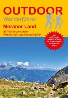Markus Meier: Meraner Land, Buch