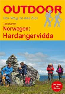 Tonia Körner: Norwegen: Hardangervidda, Buch