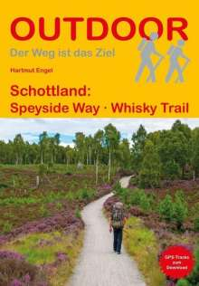 Hartmut Engel: Schottland: Speyside Way Whisky Trail, Buch