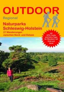 Tonia Körner: Naturparks Schleswig-Holstein, Buch