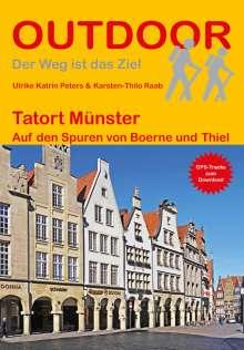 Ulrike Katrin Peters: Tatort Münster, Buch