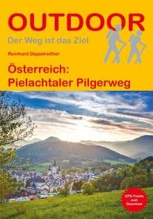 Reinhard Dippelreither: Österreich: Pielachtaler Pilgerweg, Buch