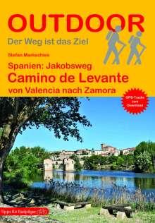Stefan Markschies: Spanien: Jakobsweg Camino de Levante, Buch