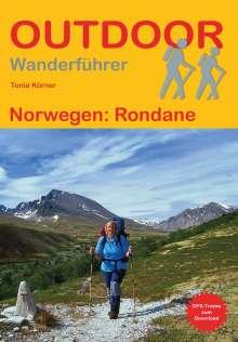 Tonia Körner: Norwegen: Rondane, Buch