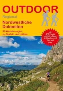 Markus Meier: Nordwestliche Dolomiten, Buch