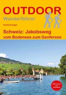 Hartmut Engel: Schweiz: Jakobsweg, Buch