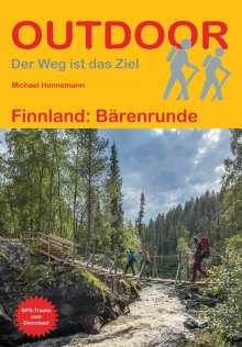 Michael Hennemann: Finnland: Bärenrunde, Buch