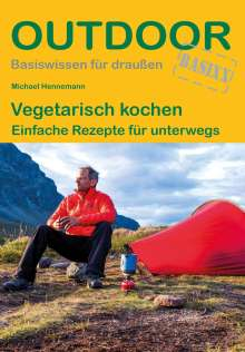 Michael Hennemann: Vegetarisch kochen, Buch