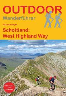 Hartmut Engel: Schottland: West Highland Way, Buch