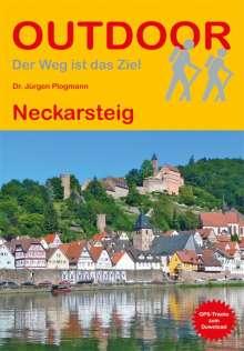 Jürgen Plogmann: Neckarsteig, Buch