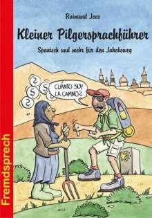 Raimund Joos: Kleiner Pilgersprachführer, Buch
