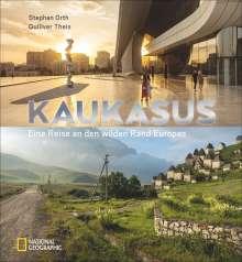 Stephan Orth: Kaukasus, Buch