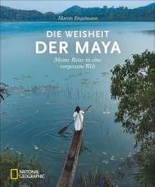 Martin Engelmann: Die Weisheit der Maya, Buch