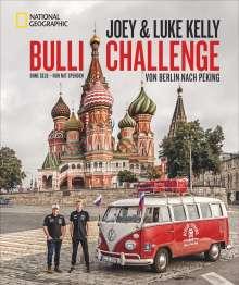 Joey Kelly: Bulli-Challenge - Von Berlin nach Peking, Buch