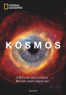 Ann Druyan: Unser Kosmos, Buch