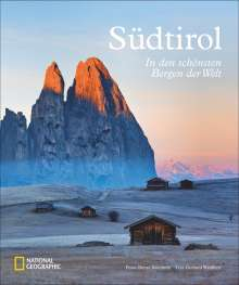 Gerhard Waldherr: Südtirol, Buch