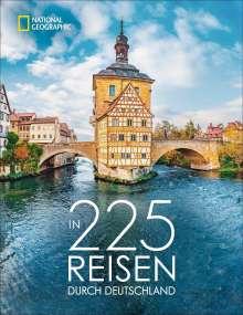Axel Pinck: In 225 Reisen durch Deutschland, Buch