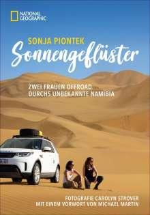 Sonja Piontek: Sonnengeflüster, Buch