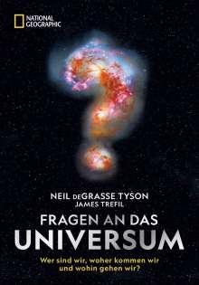 Neil Degrasse Tyson: Fragen an das Universum, Buch