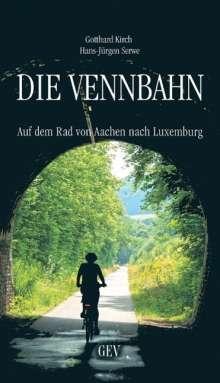 Gotthard Kirch: Die Vennbahn, Buch