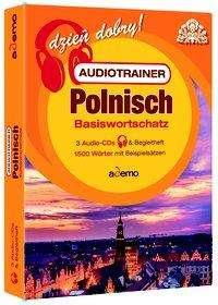 Audiotrainer Basiswortschatz Deutsch-Polnisch Niveau A1, CD