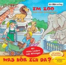 Jens-Uwe Bartholomäus: Was hör ich da? Im Zoo, CD