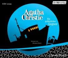 Agatha Christie: Ein gefährlicher Gegner, 3 CDs
