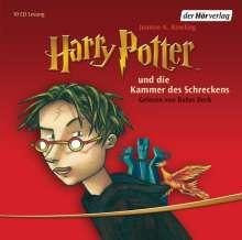 Joanne K. Rowling: Harry Potter 2 und die Kammer des Schreckens, 10 CDs