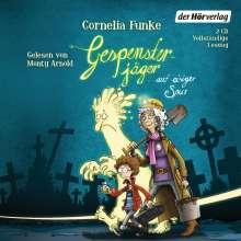Cornelia Funke: Gespensterjäger 01 auf eisiger Spur, 2 CDs