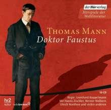 Thomas Mann: Doktor Faustus, 10 CDs