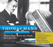 Thomas Mann - Mein Wunschkonzert, CD