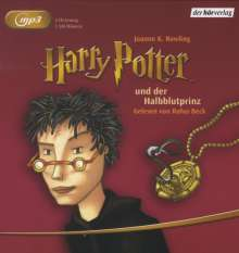 Joanne K. Rowling: Harry Potter 6 und der Halbblutprinz, 2 MP3-CDs