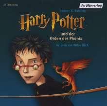 Joanne K. Rowling: Harry Potter 5 und der Orden des Phönix, 27 CDs