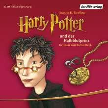 Joanne K. Rowling: Harry Potter 6 und der Halbblutprinz, 22 CDs