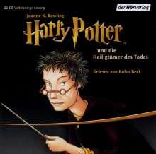 Joanne K. Rowling: Harry Potter 7 und die Heiligtümer des Todes, 22 CDs