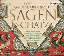 Der große deutsche Sagenschatz, 6 CDs
